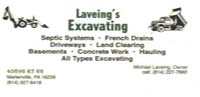 Laveing Excavating