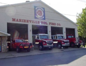 Marienville Volunteer Fire Company, Inc.